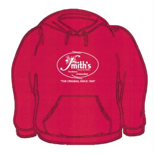 Smith's Red Sweatshirt