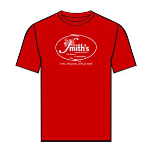 Smiths Red T-Shirt