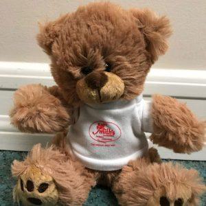 "6"" Plush Teddy Bear"
