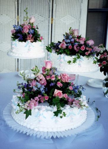 Floral-Wedding-Cake